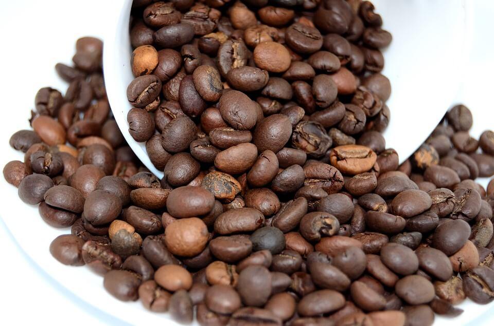 kawa w ziarniach